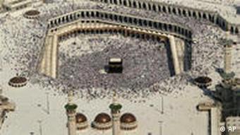 Haddsch Kaaba Islam Pilger Mekka