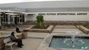 Windhoek's Hosea Kutako airport