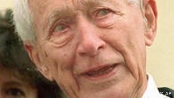 Ernst Jünger 1998