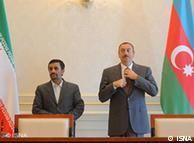 با وجود ملاقاتهای متعدد علیاف و احمدینژاد، مشکلات دو کشور همچنان لاینحل ماندهاند