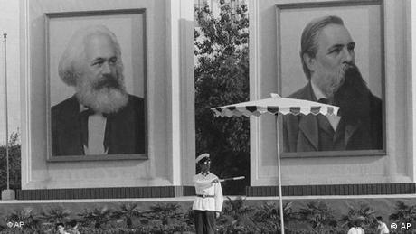 190. Jahrestag von Friedrich Engels (AP)