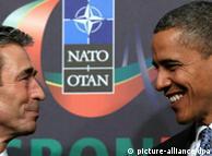Anders Fogh Rasmussen e Barack Obama