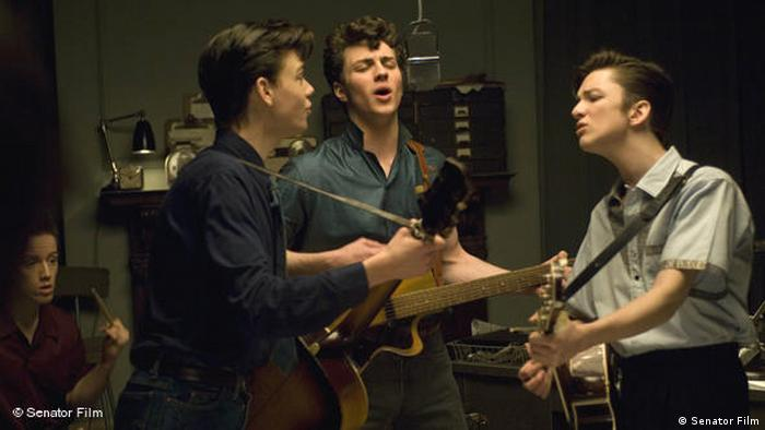 NOWHERE BOY Flash-Galerie