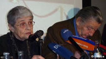 Хеди Эпштейн и Арно Хамбургер