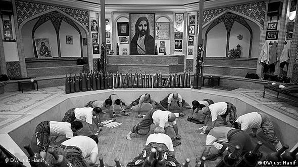 Teheran Zoorkhaneh Rituale FLASH Galerie