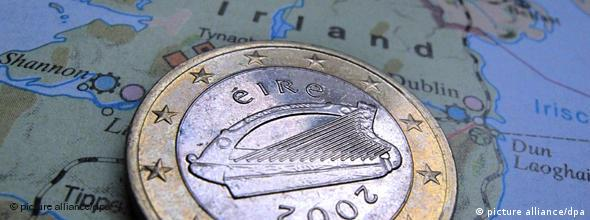 NO FLASH Euro Irland Finanzkrise Staatsbankrott