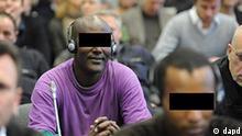 Deutschland Somalia Prozessauftakt gegen Piraten in Hamburg