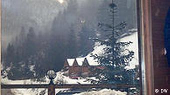 Albanien Bergdorf