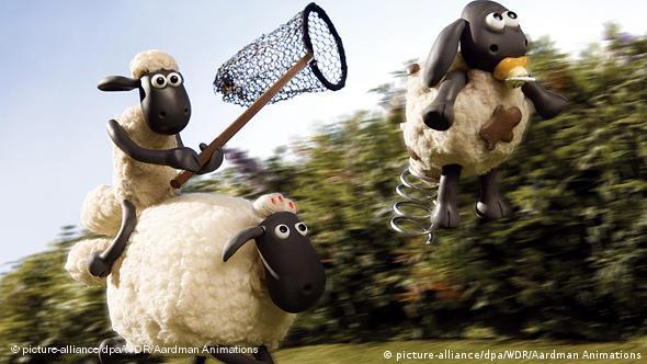 Deutschland Großbritannien Fernsehen Shaun das Schaf Kindersendung Flash-Galerie