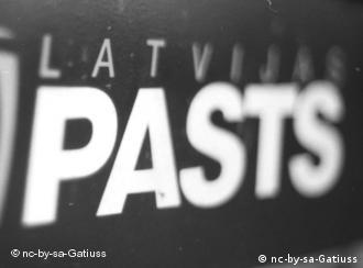 Latvijas Pasts (Latvia Post) is where Latvians go to send telegrams