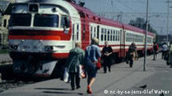 Riga's public transit system has had a keycard pass since 2008