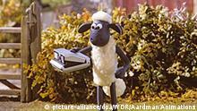 ARCHIV - «Shaun das Schaf» lebt mit seinen Freunden auf der Weide eines idyllisch gelegenen Bauernhofes (undatiertes Handout). Die deutsch-britische Kinderserie «Shaun, das Schaf» ist erneut mit einem International Emmy geehrt worden. Nach 2008 bekam die Serie um das freche Schaf die begehrte Auszeichnung am Montagabend (22.11.2010) in New York zum zweiten Mal. (zu dpa 0033 vom 23.11.2010) ACHTUNG: Verwendung nur im Zusammenhang mit der Berichterstattung und mit vollständiger Nennung der Quelle Foto: WDR/Aardman Animations Ltd. +++(c) dpa - Bildfunk+++