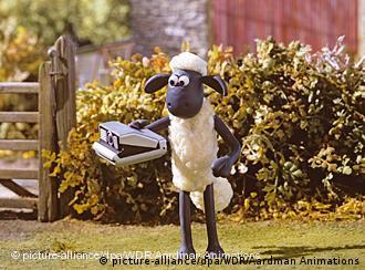 La oveja Shaun, ganadora de un Emmy por segunda vez.