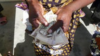 Mosambik – Zuschuss für Essen für Rentner (DW)