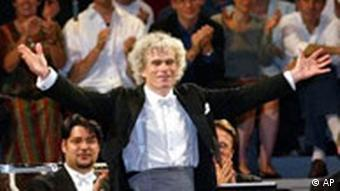 Simon Rattle in Berlin