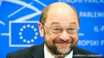 Martin Schulz (Foto: picture-alliance)