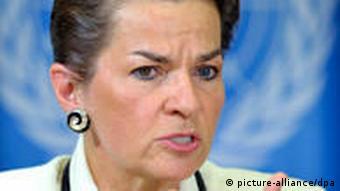 Chefin des UN-Klimasekretariats Christiana Figueres