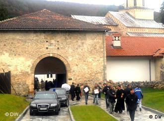 Manastiri i Deçanit, 24.11.2010