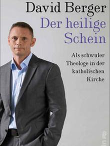 Buchcover Der heilige Schein von David Berger (Foto: ullstein Verlag)