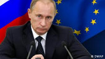 Symbolbild Putin will Freihandelszone Russland EU