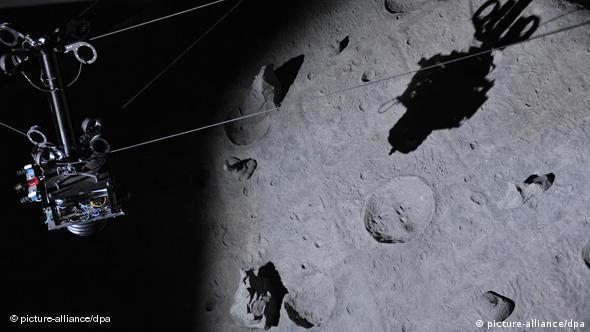 Robot u orbiti Mjeseca
