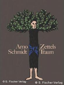 Cover Arno Schmidt Zettel's Traum (Foto: S. Fischer Verlag)