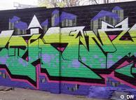 Grafite: muitas vezes ilegal, mas formador de estilo