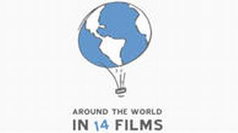 Around the World in 14 Films - Logo des Festivals