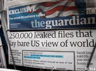 ویکیلیکس تا  بهحال بیش از ۲۵۰ هزار سند از سفارتخانههای آمریکا را منتشر کرده است