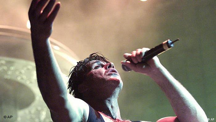 Rammstein- Till Lindemann (Foto: AP)