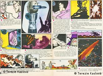 This comic was one of many sci-fi items from 1948-1978