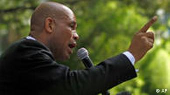 Wahlen in Haiti Michel Martelly