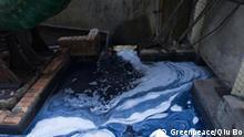 China Umweltverschmutzung Guangdong