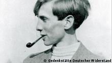 Alexander Schmorell Mitbegründer Widerstandsgruppe Weiße Rose