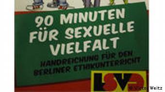 Брошюра 90 минут о сексуальном многообразии