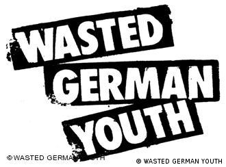 Wasted German Youth logo