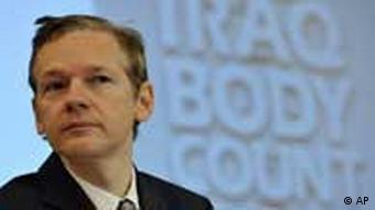 The precise whereabouts of Julian Assange, Wikileaks' leader, are unknown
