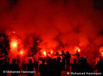 شعلههائی که از خودسوزی یک جوان تونسی برخاست، می رود تا جهان عرب را در بر بگیرد