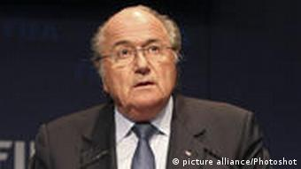 Sepp Blatter (Foto: picture alliance)