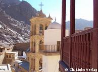 Katharinenkloster in der Wüste Sinai (Foto: Jürgen Gottschlich,  Rechte: Christoph Links Verlag)