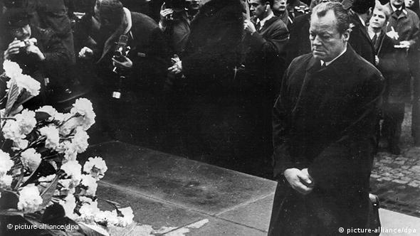 Flash-Galerie Deutschland Polen 40 Jahre Kniefall Willy Brandt NEU