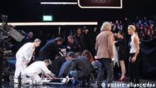 Unfall während der Sendung Wetten dass bei ZDF