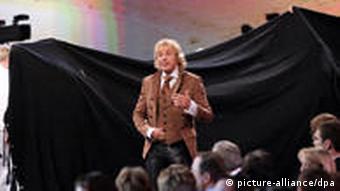 Show host Thomas Gottschalk