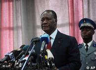 Alassane Ouattara atambuliwa na jumuiya ya ECOWAS kama rais mpya wa Cote d´Ivoire