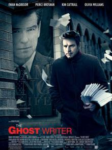 The Ghostwriter Filmplakat