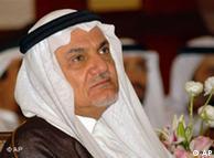 ترکی الفیصل،  رئیس سابق سازمان اطلاعات عربستان