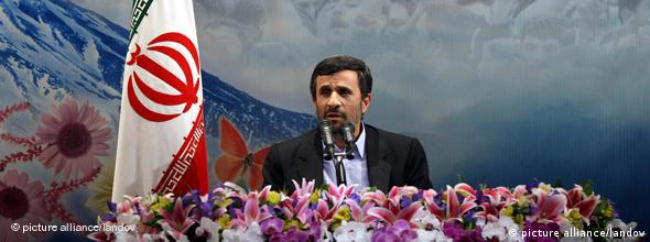No Flash Iran Mahmoud Ahmadinejad Atomprogramm