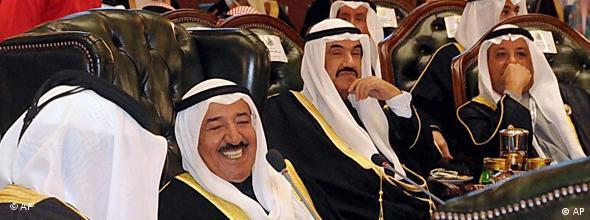Mitglieder des Golf-Kooperationsrates (Foto: AP)