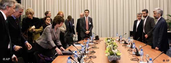 مذاکرات ایران با غرب، ژنو ۶ دسامبر ۲۰۱۰
