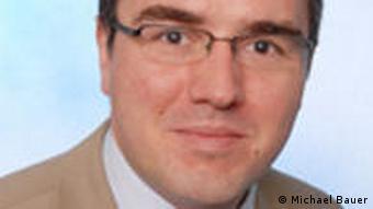 Michael Bauer, Nahostexperte beim Zentrum für angewandte Politikforschung der Uni München